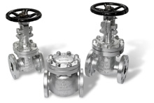 Williams Cast Steel Valves